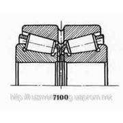 Подшипник роликовый радиально-упорный c коническими роликами 2097948 фото