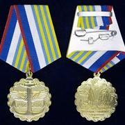 Юбилейная медаль «100 лет Морской авиации России» фото