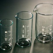 Стакан химический фото