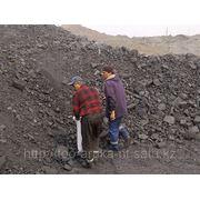 Уголь, марки КО (для коксования) фото