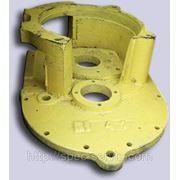 Корпус механизма поворота КС-3577.28.081 Верхняя часть. Редуктор поворота. Механизм поворота автокрана. Экскаватор