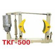Тормоза колодочные ТКГ-500 с ТЭ 50,80 фото