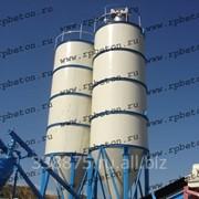 Силос цемента 100 тонн фото