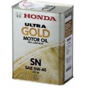 HONDA -Ultra Gold-SN 5W40