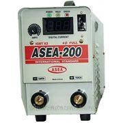 Сварочный инвертор ASEA 200 MMA (Digital) фото