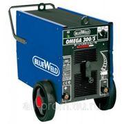 Трехфазные передвижные сварочные промышленные выпрямители постоянного тока Omega 300/S фото