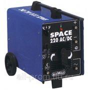Трехфазные передвижные воздушно-охлаждаемые сварочные аппараты SPACE 220 AC/DC фото