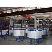 Реакторы токоограничивающие трехфазные сухие РТСТ