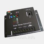 Контроллер заряда аккумуляторов 10А фото