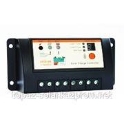 Контроллер 20А 12В/24В для солнечных панелей с двумя раздельными выходами нагрузки EPSolar LS2024RD фото