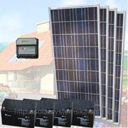 Солнечная электростанция SDC-12V/320W/400Ah фото