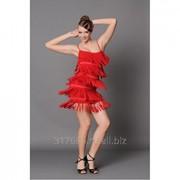 Платье латина Fenist Лапша 152 фото