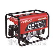 Бензиновые генераторы Sawafuji Elemax SH6500EX-RS фото