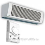 Электрическая тепловая завеса ballu bhc-24.000 tr фото