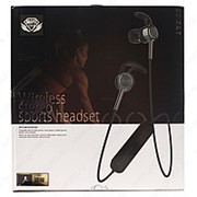 Беспроводные наушники Wireless LYZ-03 Black фото