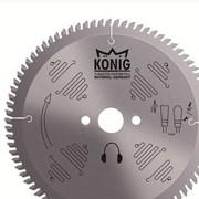 Пильные диски для резки ламината и ДСП с косой формой зубов, 38° фото