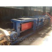 Купить пресс пакетировочный для макулатуры HSM VL-500 фото