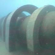 Водолазные работы, водолазы, очистка водоемов земснарядом,подводно-технические работы фото