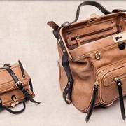 Молодежная сумка с ремешком (европейский стиль) фото