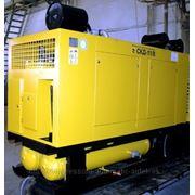 Винтовые компрессоры СКД с дизельным двигателем для системы железных дорог фото