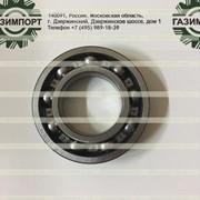 Коробка передач ZF/4-6WG200/WG180 Подшипник шариковый 75116259(629n) фото