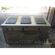 Электро печь производственная фото