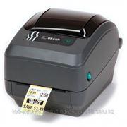 Термотрансферный принтер Zebra GK420t фото