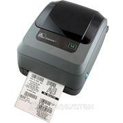 Принтер этикеток Zebra GX430t фото