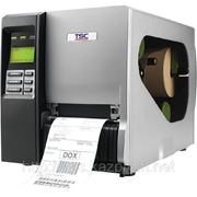 Промышленный принтер этикеток TSC TTP-246M Plus (термотрансферный) фото