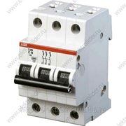Автоматический выключатель S203 C6 фото