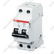 Автоматический выключатель SH202L C10 фото
