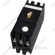 Автоматический выключатель АЕ 2046-100 50A фото