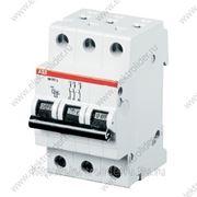 Автоматический выключатель SH203L C6 фото