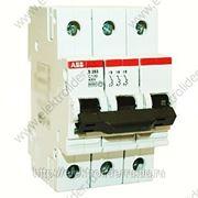 Автоматический выключатель S283 C100 фото