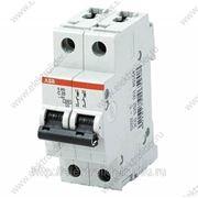 Автоматический выключатель S202 C20 фото