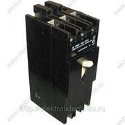 Автоматический выключатель АЕ 2043-100 40A фото