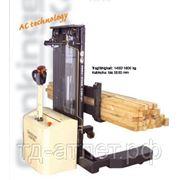 Четырехходовая электрическая тележка с подъёмом Серия EGPL фото