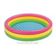 Детский надувной бассейн Intex 57422 Sunset Glow 147х33см фото