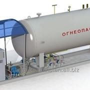 Заправка газовая 10 куб.м. фото