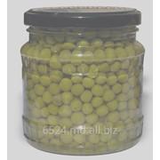 Горошек зеленый консервированные фото