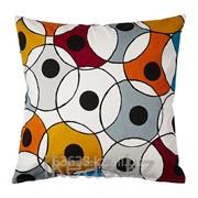 Чехол на подушку, разноцветный ДВЭРГПАЛМ фото
