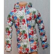 Пальто для девочки демисезонное фото