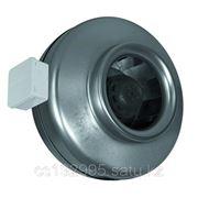 Канальный вентилятор для круглых каналов фото