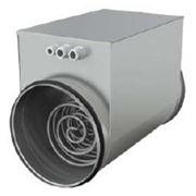 Электронагреватель воздуха круглый канальный НК315/18 фото