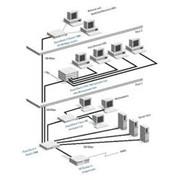 Организация структурированной кабельной системы фото