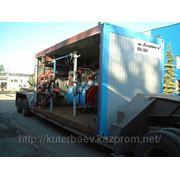 Мобильный котел КВ 300-500 КТФ-300, также Корейские котлы фото