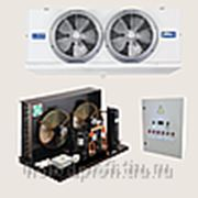 Холодильная машина на базе компрессора «Lunite Hermetique»-CAJ9510T/SHS26E камера 8...12 м/куб фото
