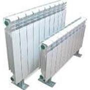 Алюминиевые и биметаллические радиаторы UNO Best фото