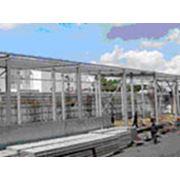 Сварные металлоконструкции строительного назначения фото