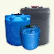 Емкости пластиковые ЭВЛ 5000 фото